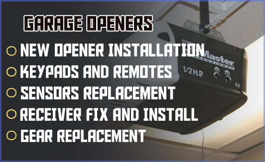 Garage Door Opener Temecula
